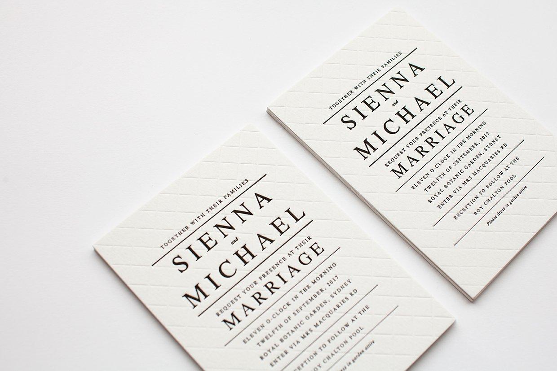paperlust wedding invitation sample